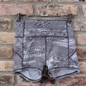 Lulu Lemon Hot Yoga/Biker Shorts